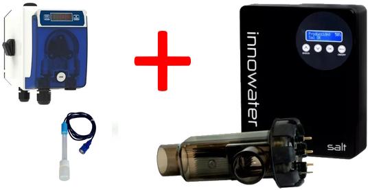 Aqualica clorador salino con instalaci n incluida en madrid - Precio clorador salino ...