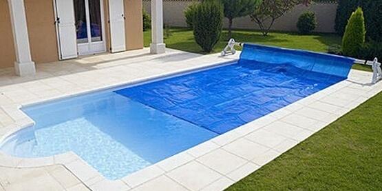 Aqualica lonas mantas solares para piscinas en madrid - Mantas termicas para piscinas ...