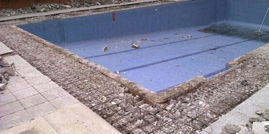 Aqualica reparaci n piscina particular en rivas vaciamadrid - Piscina rivas vaciamadrid ...